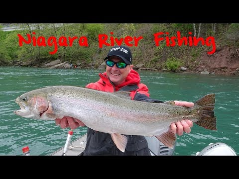 Niagara River Fishing
