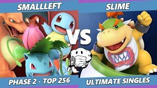 GOML 2020 SSBU - Smallleft (Pokemon Trainer) Vs. Slime (Bowser Jr.) Ultimate Top 256