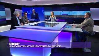 Brexit : un accord trouvé sur les termes du divorce