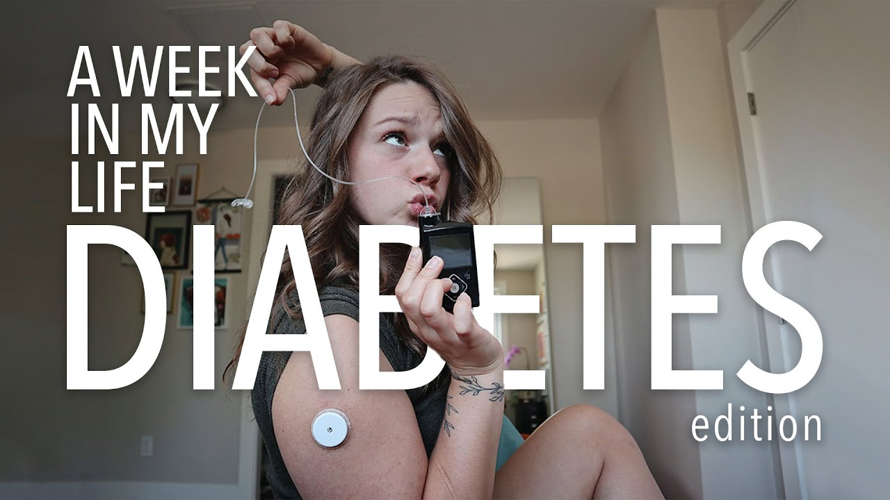 A Week in my Life with Type 1 Diabetes | Bella Bucchiotti