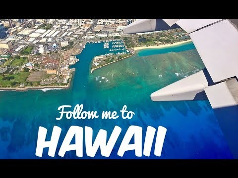 Flying My DJI Drone in Honolulu/Oahu, Hawaii