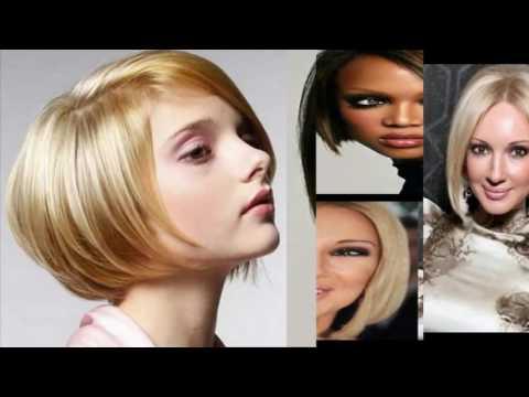 Модные прически 2016 женские, стрижка волос боб каре, виды стрижек боб каре