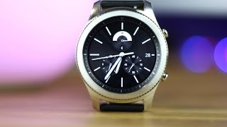 Samsung Gear S3 Review// The Best Smartwatch Ever?