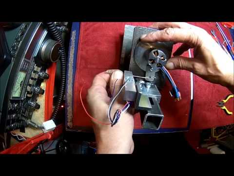 Test rig for small wind turbine generator  part 3 - test fit, brief performance test