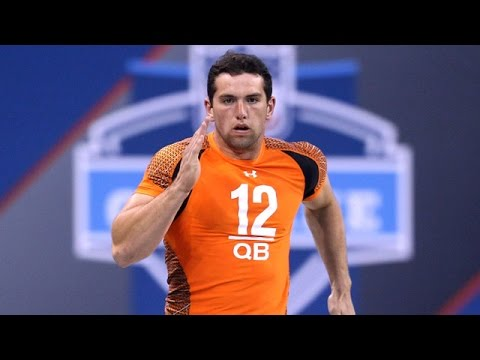 Andrew Luck (Stanford, QB) 2012 NFL Combine highlights
