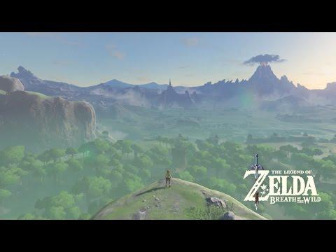 The Legend Of Zelda: Breath Of The Wild - Opening Cutscene (switch Version)