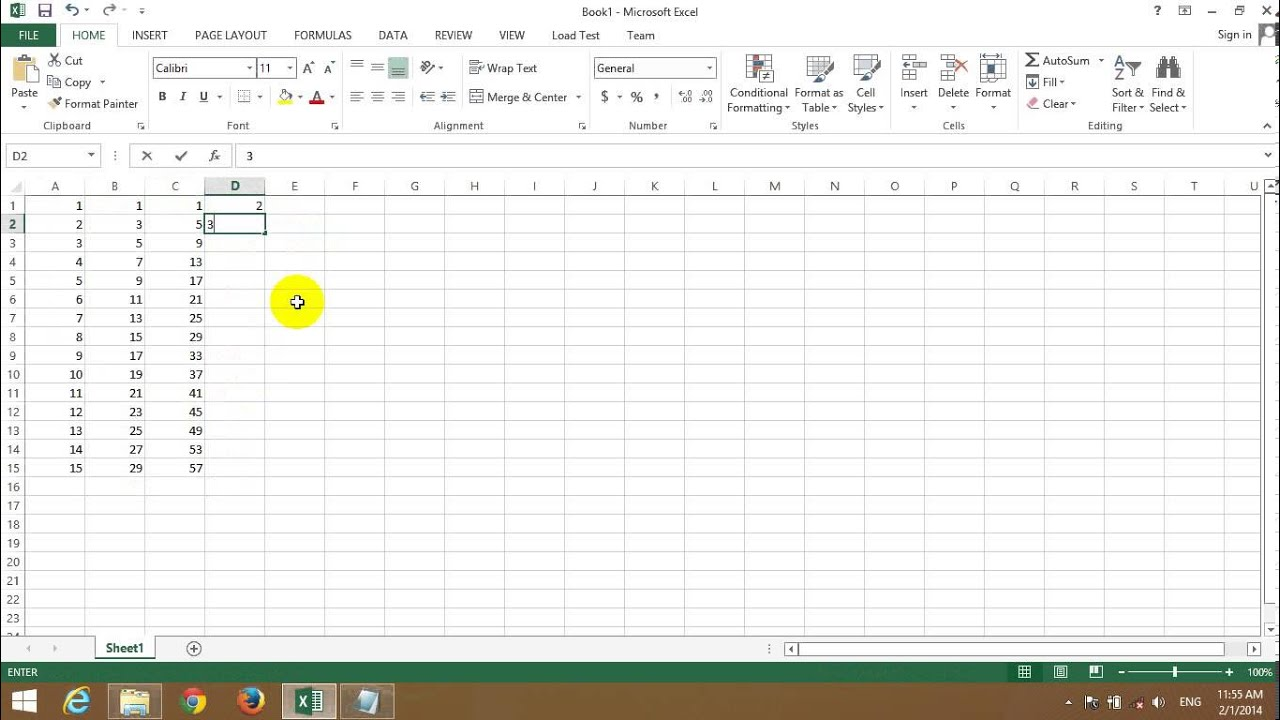 Excel FIND and SEARCH functions with formula examples