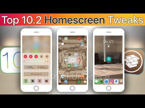 NEW Top iOS 10 Jailbreak Tweaks - iOS 10.2 pre 10.2.1! PART 1