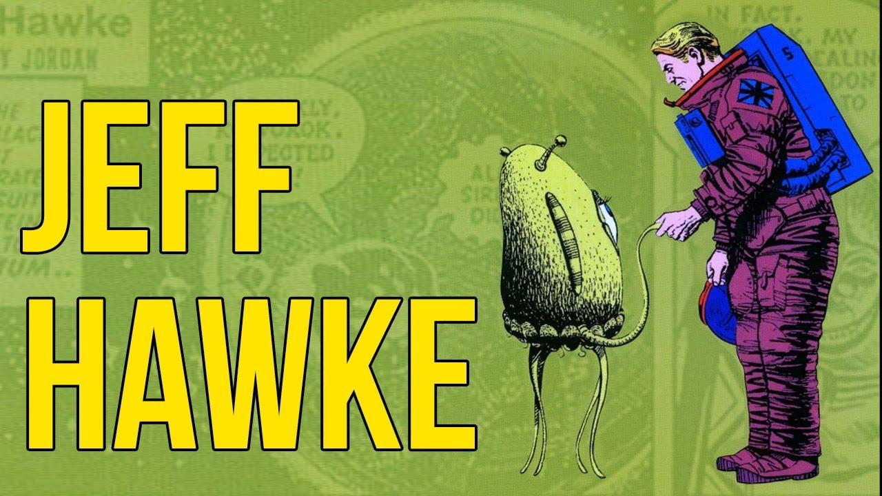 Image result for Jeff Hawke