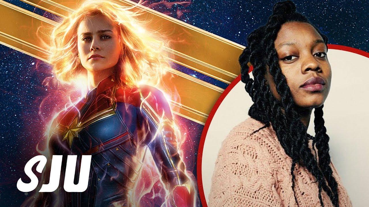 Marvel Hires Nia DaCosta to Direct Captain Marvel 2?! | SJU