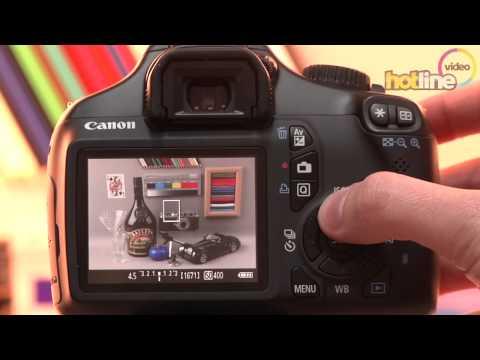 Как парвильно настроить фотоаппарат в режиме М Ошибки в