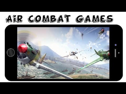 TOP 10 Mobile Air Combat Games To Play In