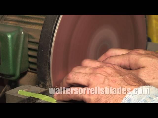 Knife Making Tools Part 18: Disk Grinders