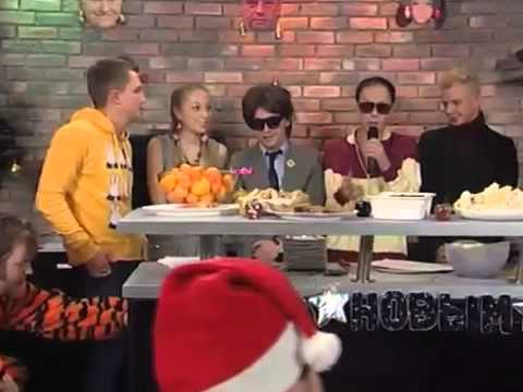 Petya Palkin & The Gang interview for A1! NewYear2011!