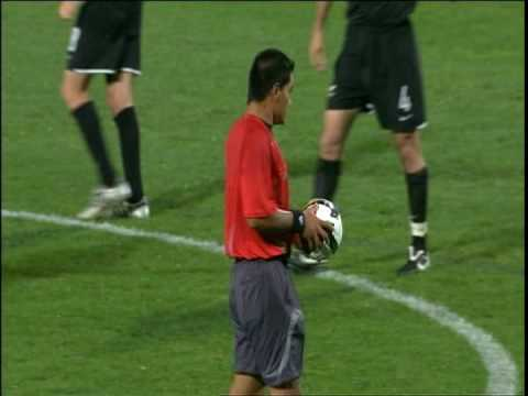 Chris James, # 16, New Zealand v New Caledonia (WCQ), September 2008