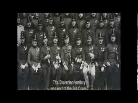 Slovenci in prva svetovna vojna / World War I and the Slovenians