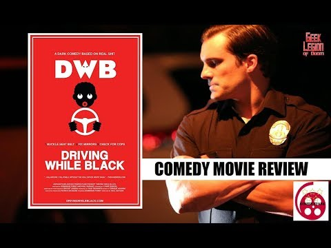 DRIVING WHILE BLACK ( 2018 Dominique Purdy ) Dark Comedy Movie Review
