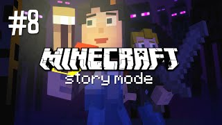BE BRAVE! - MINECRAFT STORY MODE (EP.8)
