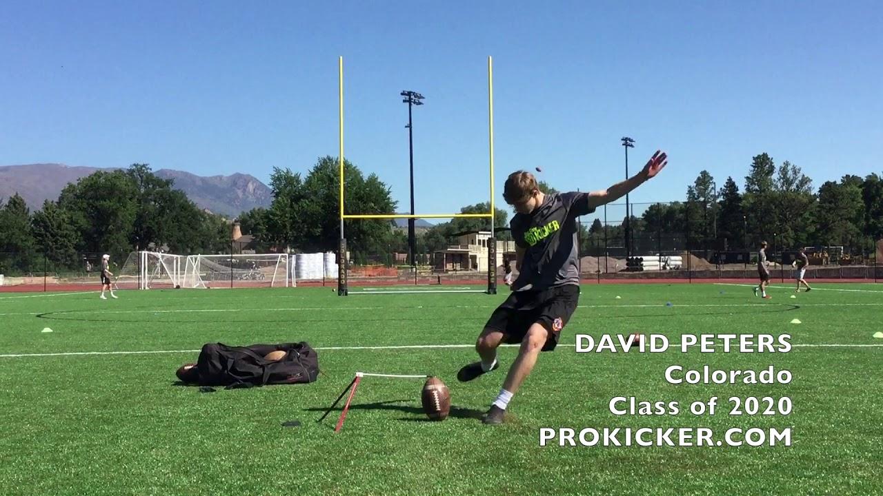 Top Kickers 2020 Fantasy.David Peters Ray Guy Prokicker Com Kicker Punter Colorado Class Of 2020