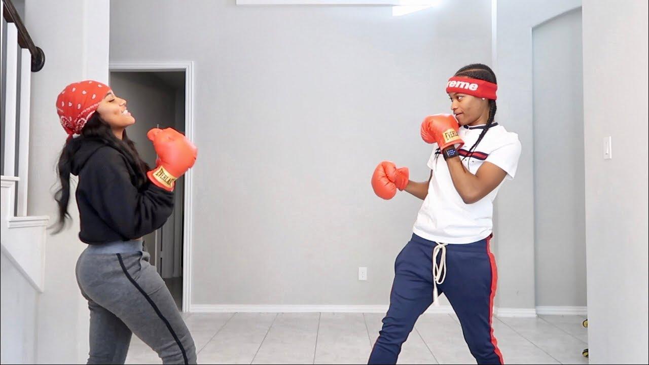 JAZZ VS TAE BOXING MATCH