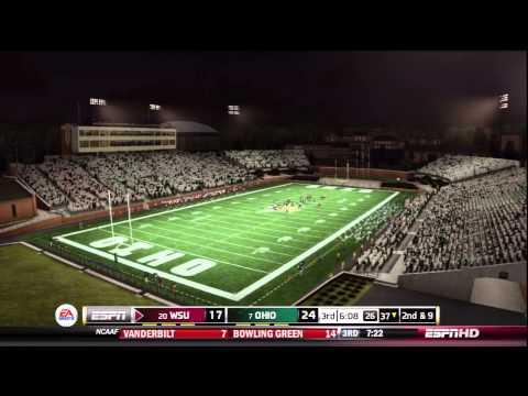 HPL2 | Season 2 | Week 11 | #20 Washington St. @ #7 Ohio