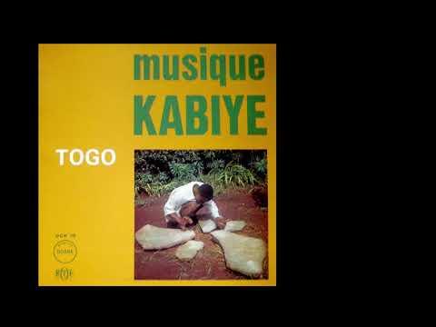 TOGO - Musique Kabiye (OCR76 LP)