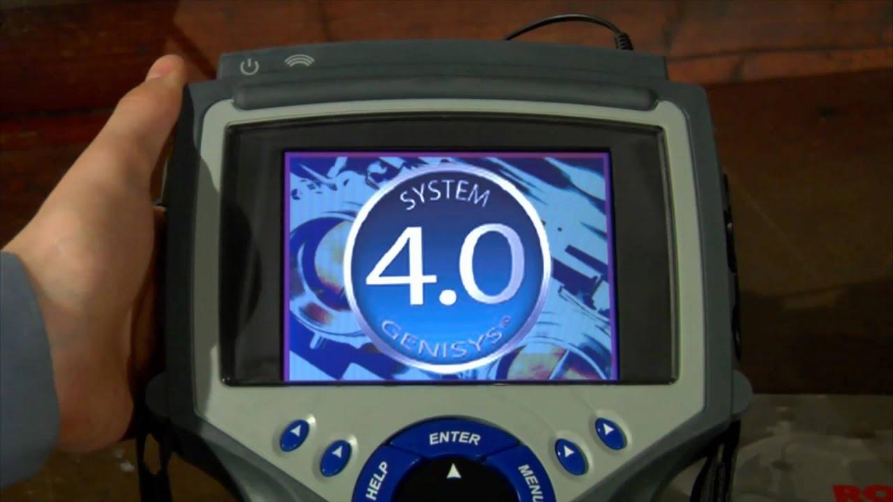 Genisys 3875 EVO OBD II 2012 Domestic//Asian //2011 European with System 5.0