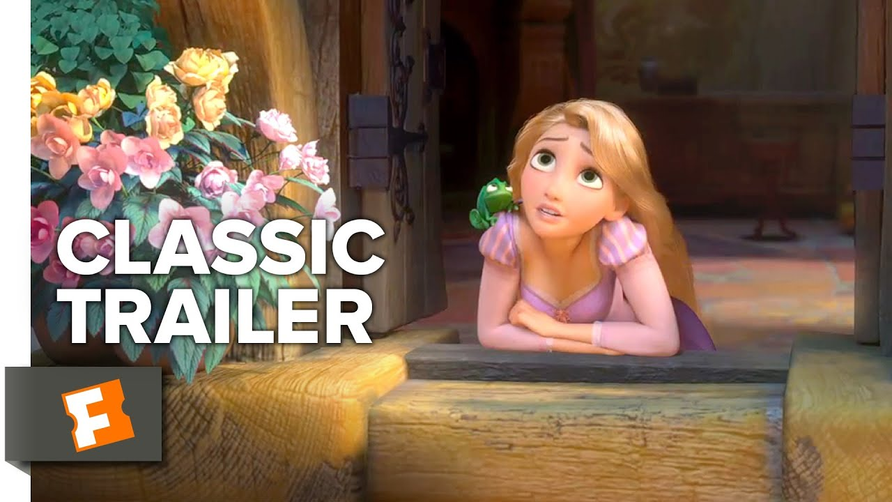 Tangled (2010) Trailer #3 | Movieclips Classic Trailers - YouTube