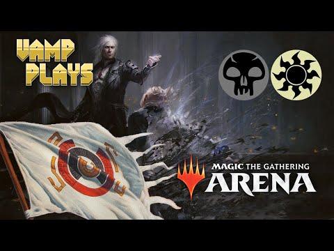 MTG Arena   Main Vampire Deck   Vamp Plays