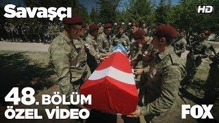 Kılıç Timi Silah Arkadaşları Kürşat Teğmen'i Toprağa Veriyor... Savaşçı 48.