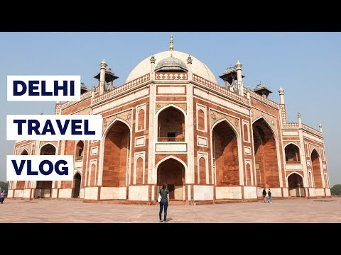 Delhi City Guide | India Travel Video
