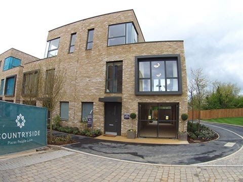 Countryside Properties - The Rosetti  @ AURA, Great kneighton, Cambridge by Showhomesonline
