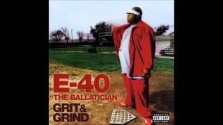 E 40   Rep Yo' City feat  Petey Pablo, Bun B, 8Ball, Lil Jon & The Eastside Boyz