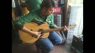 || Watch music || Nilanjana (Cover by Ashim) - Nachiketa Bengali song