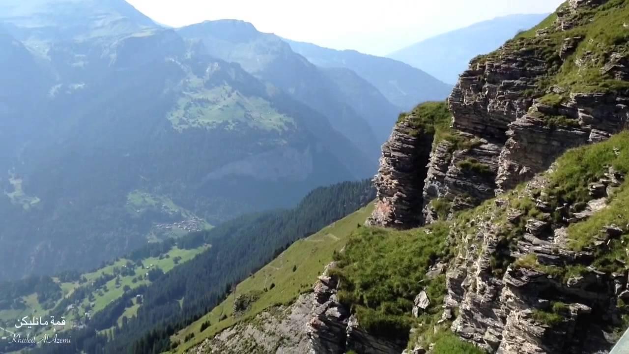Männlichen Wengen Lauterbrunnen Switzerland Youtube