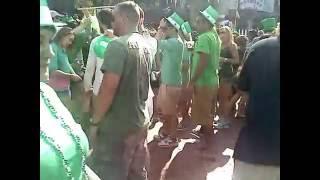 St Patricks 2012 potty fail