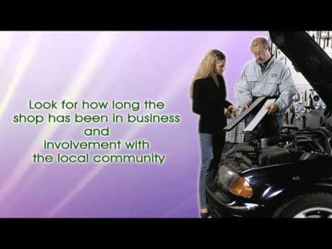 Auto Repair – Video Marketing