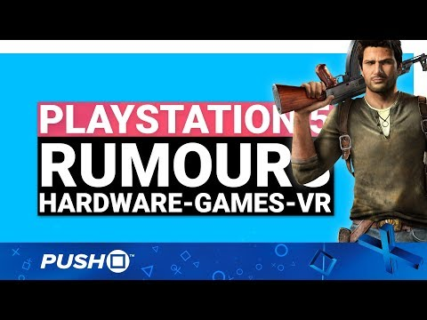 PS5 RUMOURS ROUND UP: Release Date, Hardware Specs, Games, Virtual Reality  | PlayStation 5