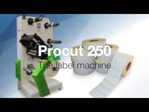 Thermal Label Cutter Procut 250