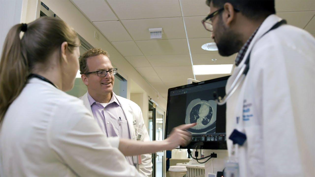 Yale Pulmonary and Critical Care Fellowship Program