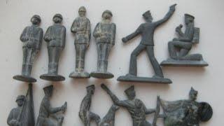 оловянные солдатики ссср