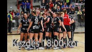 Érd - DKKA NB1 Női kézilabda K&H liga 13. forduló