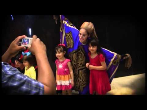 Aladino el Musical 2013