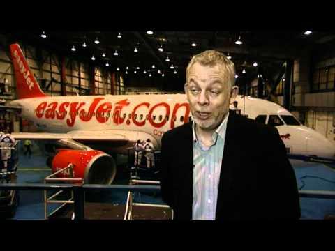 easyJet Trial Drag Reducing Nanotechnology - Unravel Travel TV