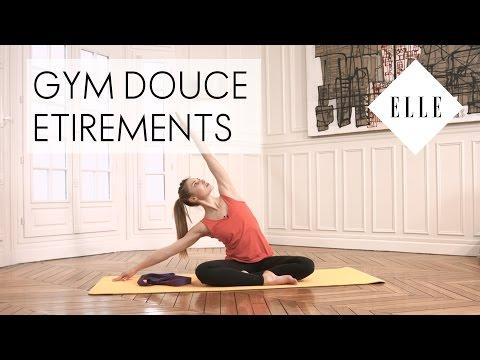 Gym Douce - Les meilleurs exercices d'étirement