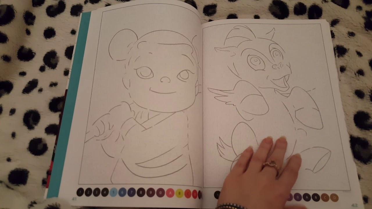 """Art-Thérapie Adultes:Coloriages mystères: Disney: """"Trompe-lÈœil"""" Tome 20  dÈHachette Heroes."""