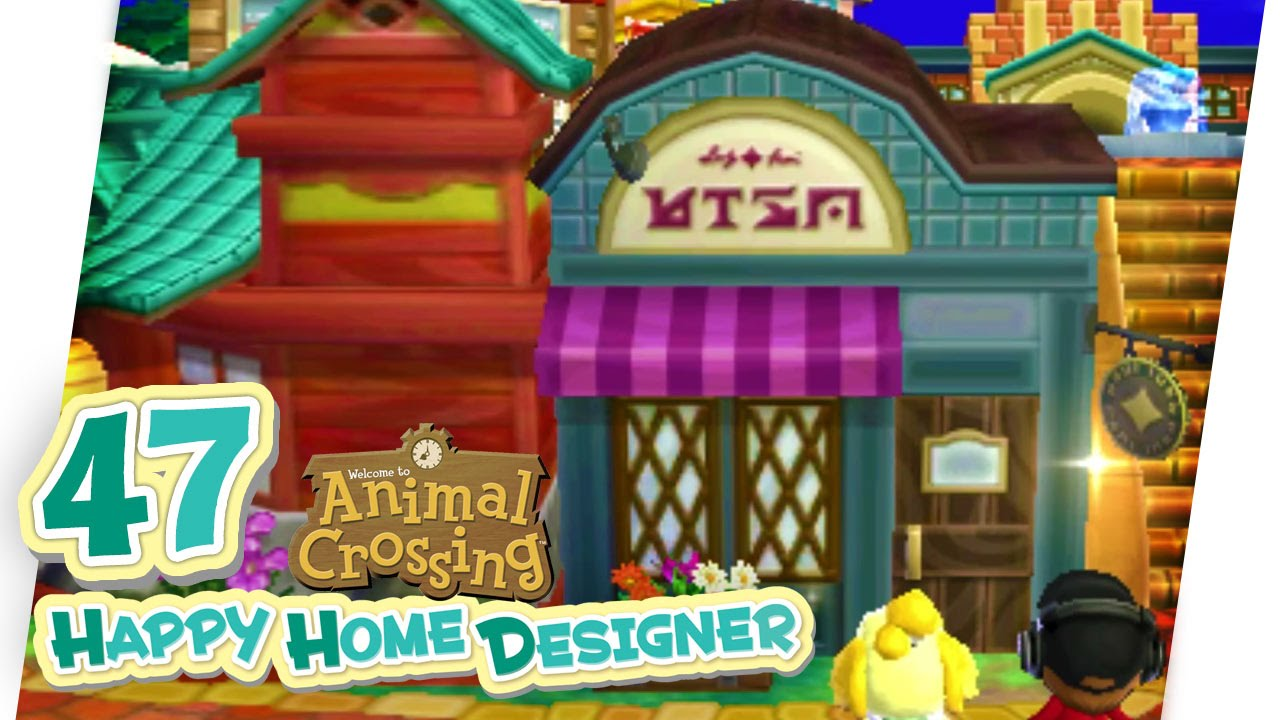W Home Designer Part - 48: 47 U2022 Letu0027s Play Animal Crossing: Happy Home Designer