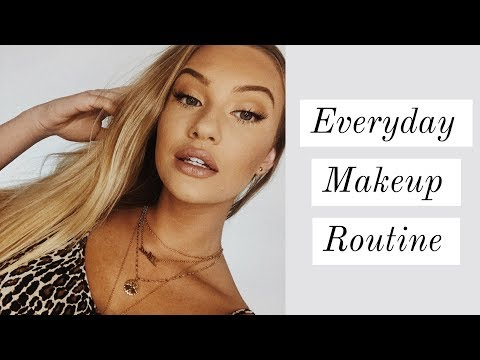 My SUPER SIMPLE Everyday Makeup Routine! | Tyler Morris