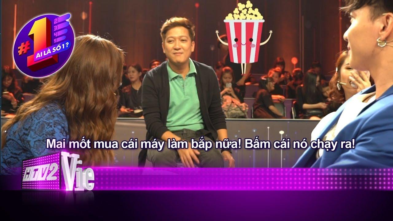 image S.T, Nam Thư há hốc mồm khi Trường Giang làm phòng chiếu phim giá 500 triệu cho vợ| #13 AI LÀ SỐ 1?