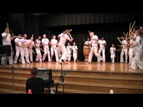 Capoeira Malês @ Graham Hill Elementary School - maculele